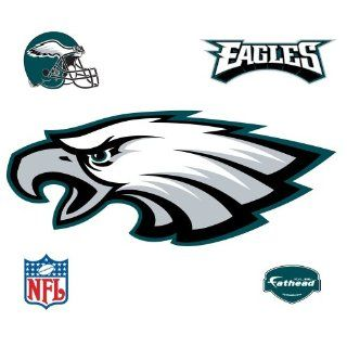 Fathead Philadelphia Eagles Logo Wall Decal Sports