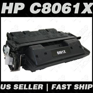 HP C8061X 61X Laser Toner Black for LaserJet 4100 4100mfp 4100n 4100tn