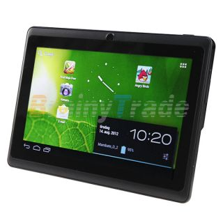 New Universal 9.7 Tablet PC Leather Case Cover Stand +Mini USB
