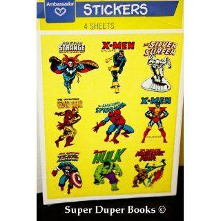 Marvel Comics Spider man X men Doctor Strange Iron Man