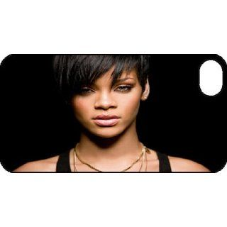 Rihanna iPhone 4s iPhone4s Black Designer Hard Case Cover