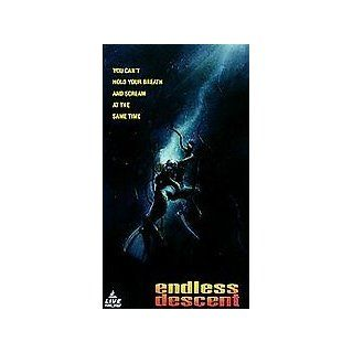 Endless Descent [VHS] Jack Scalia, R. Lee Ermey, Ray Wise