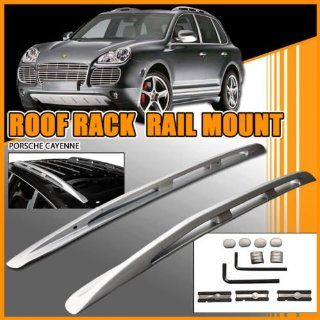 Porsche Cayenne OEM Style Roof Rack Fits 2003, 2004, 2005, 2006, 2007