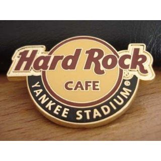 Hard Rock Cafe Yankee Stadium Pin, Classic Core Logo 09