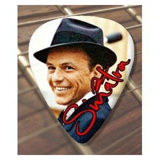 Printed Picks Company Frank Sinatra Premium Guitar Pick x