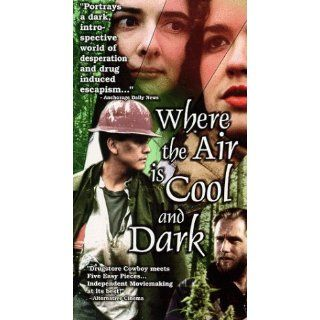Where the Air Is Cool and Dark [VHS] Jason Bortz, Hollis