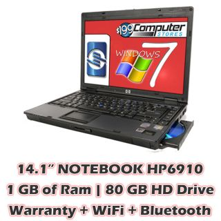 HP Pavilion Windows 7 with Warranty Laptop Notebook Computer HDMI WiFi