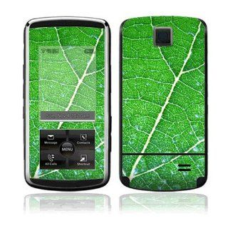 Green Leaf Texture Decorative Skin Cover Decal Sticker for