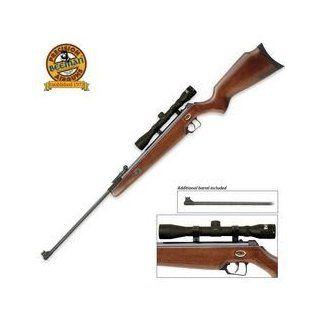 Beeman RS1 Dual Caliber Air Rifle Combo air rifle: Sports