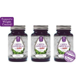 NEW 100% Pure Green Coffee Bean Extract with SVETOL   60 Vegetarian