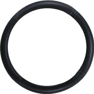 Pilot Automotive SW 101 Genuine Black Leather Steering Wheel Cover