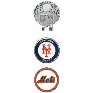 MLB New York Mets 2 MKR Cap Clip, Orange Sports