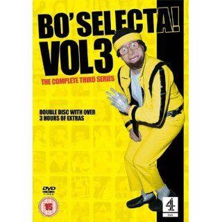 Bo Selecta! Volume 3 [Region 2]: Leigh Francis, Patsy