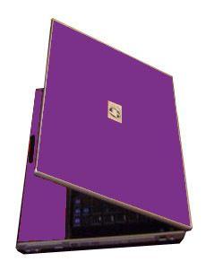 Purple HP Pavilion NC6000 Laptop Vinyl Skin Cover 14