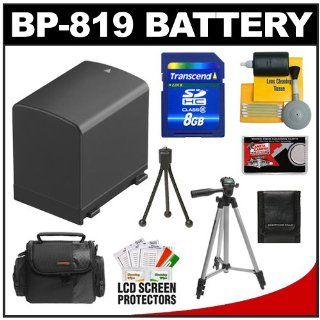 CTA BP 819 Lithium Ion Rechargeable Battery Pack + 8GB SD