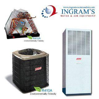 Coleman 3 Ton 13 SEER Complete Split System Heat Pump For