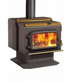 Wood Stove Drolet HT2000 Wood Burning Stove