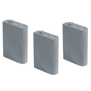 HIGH QUALITY GATOR CRUNCH   Lot of 3 Battery for AT&T 00249, VTECH 102