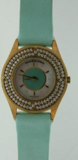 New Mauboussin Ultra Thin Gold Ladies Diamond Watch