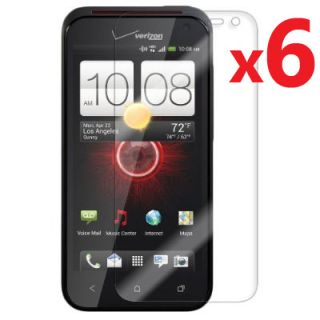 Crystal Clear Skin Screen Protector for HTC Droid Incredible 4G LTE
