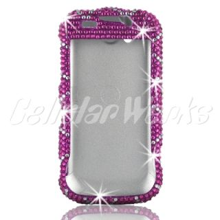 Bling Cell Phone Case Cover for HTC myTouch 4G Panache T Mobile