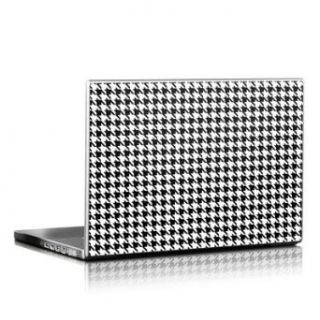 Houndstooth Design Skin Decal Sticker Cover for Laptop