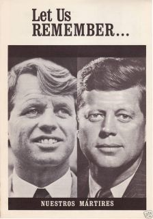 Hubert H Humphrey Presidential Campaign Leaflet 1968