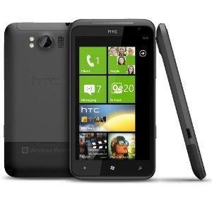 HTC Titan X310E Windows 7 5 Unlocked Cell Phone Black Brand New