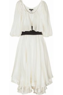 Nathan Jenden Oda chiffon dress   0% Off