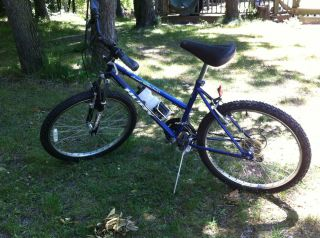 Huffy Stone Mountain 18 Speed Bicycle Professionally Reconditioned