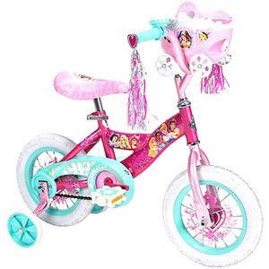 New Huffy Disney Princess 12 Bicycle Tranning Wheels Girls Bike 52451