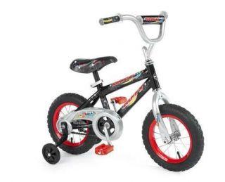 Huffy 52240 Rock It 12 Boys Bicycle with Training Wheels Kids Bike