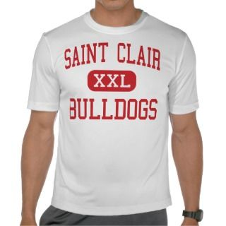 Saint Clair Bulldogs Saint Clair Missouri T Shirts, Saint Clair