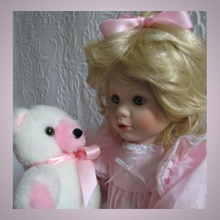 Hug Me Close Doll by Susan Wakeen from Danbury Mint