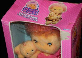 Hugga Bunch Huggins and Hug A Bye New Vintage Stuffed Plush Doll