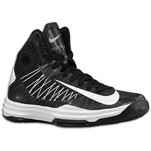 Nike Hyperdunk   Womens   Basketball   Shoes   Black/White