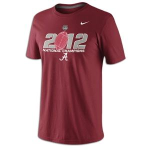 Nike Alabama Celebration T Shirt   Mens   Alabama Crimson Tide