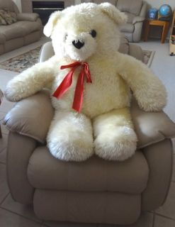 New Big Hugh Giant Stuffed Teddy Bear Dallas DFW TX P U