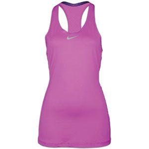 Nike Pro 2012 Hypercool Tank   Womens   Training   Clothing   Magenta