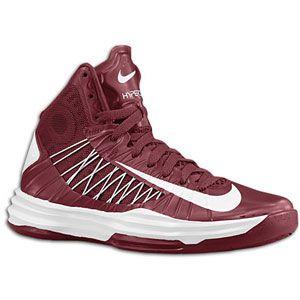 Nike Hyperdunk   Womens   Basketball   Shoes   Team Red/White