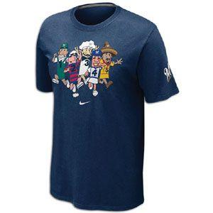 Nike MLB Local T Shirt 12   Mens   Baseball   Fan Gear   Milwaukee