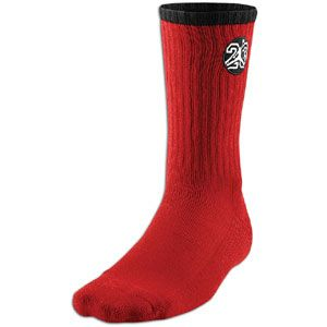 Jordan Retro 13 Crew Sock   Mens   Basketball   Accessories   Gym Red