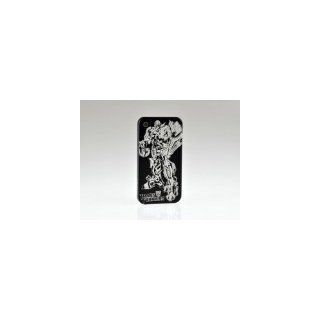 iPhone 4 Case Aluminum Metal Case Transformers black Cell