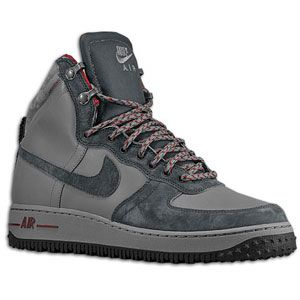 Nike Air Force 1 High   Mens   Basketball   Shoes   Cool Grey