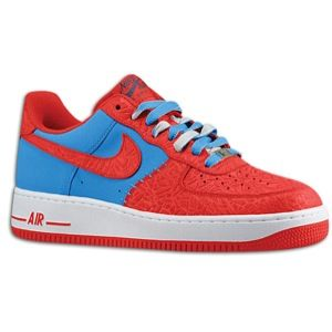 Nike Air Force 1 Low   Mens   Basketball   Shoes   Photo Blue/Hyper