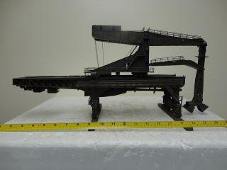 Walthers HO CornerStone Hulett Ore Unloader Custom Built Weathered