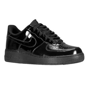 Nike Air Force 1 Low   Mens   Basketball   Shoes   Black/Black/Black