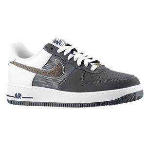 Nike Air Force 1 Low   Mens   Basketball   Shoes   Stealth/Dark Grey