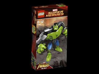 Lego Marvel Avengers Super Heroes The Hulk 4350 39 Pcs New Free Quick