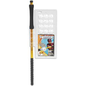 Pik Products Aluminum Swift Stick W/DVD   Baseball   Sport Equipment